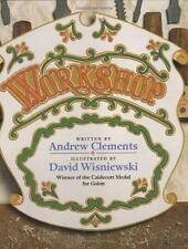 Workshop by Andrew Clements c1999 VGC Hardcover