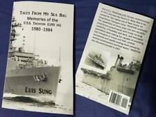 "U.S. Navy ""Tales From My Sea Bag"" Book U.S.S. Trenton (LPD 14)"