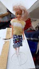 Puppenständer für Barbie/Petra und andere 29 cm Puppen (Metall,lackiert) schön x