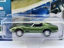 Johnny Lightning 1/64. 1972 Chevrolet Corvette. New IN Box