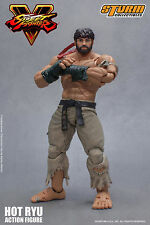 Street Fighter V Ryu 1/12 action figure Storm Collectibles SDCC 2017 Exclusive