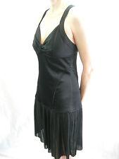 Zac Posen Size 10 Black Cocktail Dress