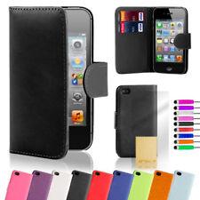 Fundas y carcasas Para iPhone 5s de piel para teléfonos móviles y PDAs Apple