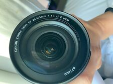 USED Canon EF 24-105mm f/4