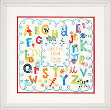 Baby Framed Picture Cross Stitch Kits