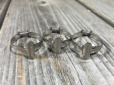 SHIMANO DURA-ACE CABLE CLAMPS X3 25.4MM CLAMPS DURA ACE BRAKE CABLE CLAMPS NOS