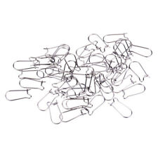 304 Stainless Steel Hoop Earrings Components Kidney Ear Wires 20x10mm 50pcs/bag