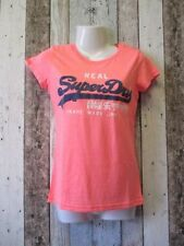 Superdry Cotton T-Shirts for Women