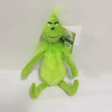 "Grinch plush toy doll how the grinch stole christmas boy girl figurine 12"""