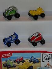 KPS  - Autos  > Sprinty - Buggys  FT058 - FT061  2013 < (D)  + alle 4  BPZ
