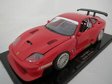 Cavallo Scrimante Umbau: Ferrari 550 GT Racing, rot, 1:18, TOP !