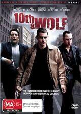 10th & Wolf...JAMES MARSDEN..VAL KILMER.. ...REG 4...NEW & SEALED   dvd1148