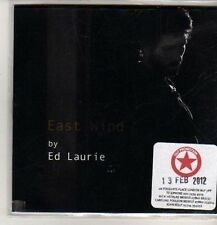(DB320) Ed Laurie, East Wind - 2012 DJ CD