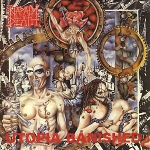 Utopia Banished by Napalm Death (CD, Aug-2003, Earache (Label))