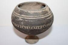 Antica ceramica della valle dell'Indo STELO CALICE COPPA 2800 1800 A.C. harappan