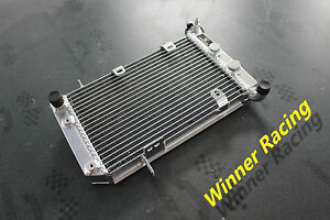 alloy radiator for Kawasaki KXF400; Suzuki LT-Z400/Z;Arctic Cat DVX400 2003-2008