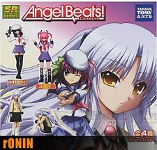 ANGEL BEATS - Set completo 4pz. + SPECIALE - Nuovi - TAKARA TOMY JAPAN Tenshi