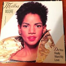 Melba Moore- Do You Really Want My Love- Nm Disco 12""