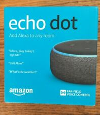 Amazon Echo Dot 3rd Generation Smart Speaker (C78MP8) - Charcoal