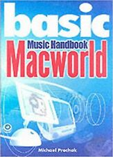 Basic Macworld Music Handbook (The Basic Series), Very Good, Prochak, Michael Bo