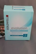 Evolution Neutral Wave 2 coleriertes and Highlighted Hair Goldwell Perm