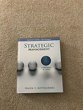 Strategic Management: Concepts and Cases 1st Edition