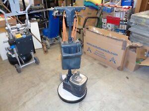 Bodenschleifmaschine Einscheibenmaschine Schwamborn ES 420S