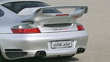 Porsche 911 996 Turbo GTO Sport Rear Decklid Spoiler Wing..New!!!!!