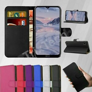 Case for Nokia 8.3 5.3 3.4 2.4 2.3 1.3 Leather Magnetic Flip Wallet Stand Cover