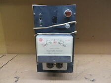 AC POWER LINE MONITOR RCA meter VINTAGE ELECTRONIC TEST EQUIPMENT