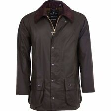 Barbour Men's Classic Beaufort Wax Jacket, Olive, Size 38 NWT