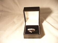 Anello di diamanti 7 Pietra