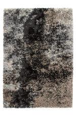 Wohnraum-Teppiche im Hochflor -/Shaggy -/Flokati-Stil mit Tierfellmuster