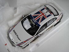 KYOSHO - BMW 320si WORLD TOUR CAR CHAMPIONSHIP (WTCC) 2006  1:18 - NEW !