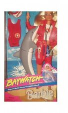 Barbie Baywatch Doll with Dolphin & Accessories Year of make1994 Mattel