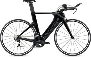 2020 Specialized Shiv Elite Medium Black Triathlon Bike Carbon 105 MSRP $3000