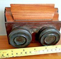 Victorian Brewster type Stereoscope