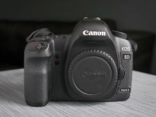 Canon EOS 5D Mark II 21.1 MP Digital SLR Camera - Black (Body Only) (252301551)