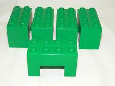 Baukästen & Konstruktion Sonderstein Signalstein Ampelstein grün LEGO Duplo