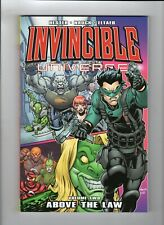 Invincible Universe Vol 2 TPB Trade Paperback Above the Law