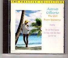 (HH769) Astrud Gilberto, The Girl From Ipanema - 1990 CD