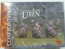 Rackham Confrontation TIR-NA-BOR DWARVES KHOR KNIGHTS OF UREN Box Hordes WHFB