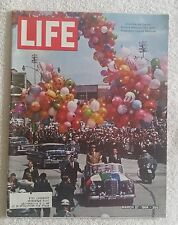 LIFE Magazine March 27, 1964; Charles de Gaulle Enters Mexico w/Mateos-RARE FINd