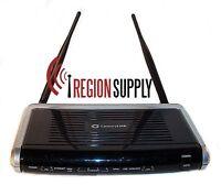 CenturyLink  Actiontec C2000A VDSL2 4-Port Wireless N Router Modem Combo Gateway