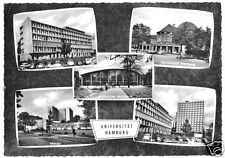 AK, Hamburg, Universität Hamburg, fünf Abb., gestaltet, 1965