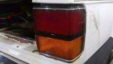 1988 Bentley Eight Passenger Right Outer Tail Light Assembly