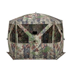 PT550BW Barronett Blinds 5 Sided Pentagon Hunting Hub Ground Blind MISFIT DEFECT