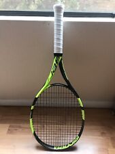 Babolat Pure Aero  (Nadal) Tennis Racquet 4 3/8  (2018 Model) Good Condition.