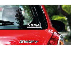 YNWA LIVERPOOL STICKER CAR VAN WINDOW BUMPER DECAL STICKER
