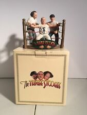 2000 Westland Giftware Three Stooges Punch Drunks Statue